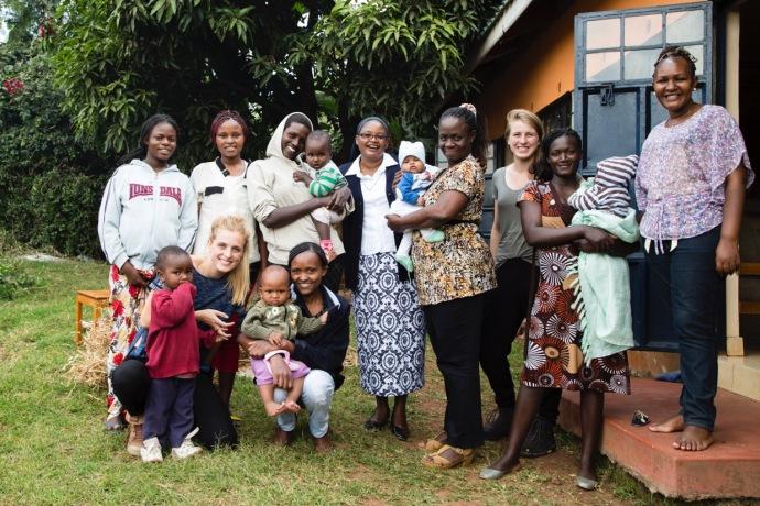 het kenya fonds help jonge moeders in kenia een. Black Bedroom Furniture Sets. Home Design Ideas